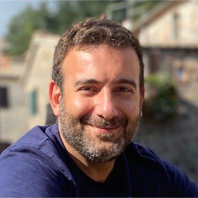 Salvatore D'Auria, Regional Director Public Sector, Italy & Iberia, MongoDB